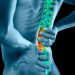 Use massage for relief of back pain