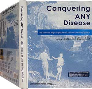 Conquering Any Disease by Jeff Primack